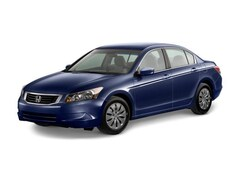 2010 Honda Accord SDN I4 Auto LX Sedan