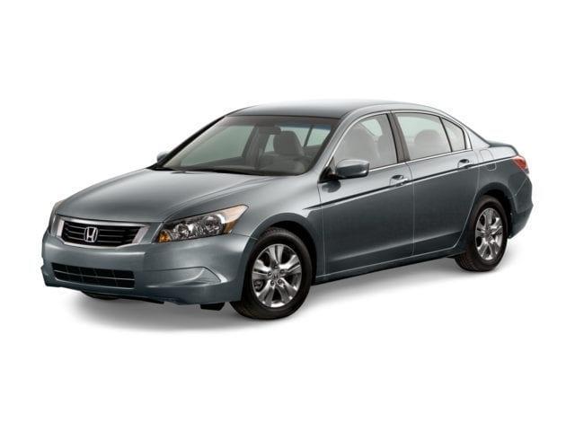 2010 Honda Accord LX-P LX-P  Sedan 5A