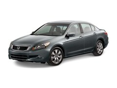 Used 2010 Honda Accord SDN EX-L for sale in Jonesboro