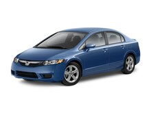 2010 Honda Civic LX-S Sedan