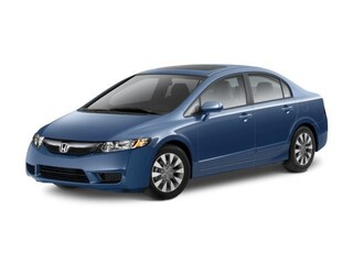 Used 2010 Honda Civic EX-L Sedan O49992A near Boston, MA