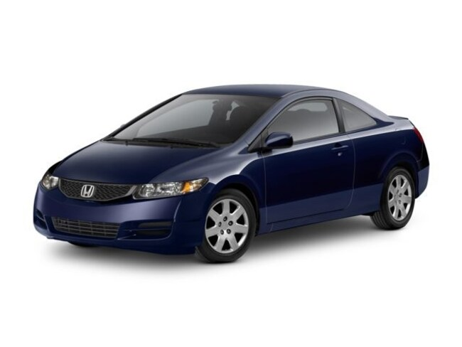 Used 2010 Honda Civic LX Coupe in El Paso