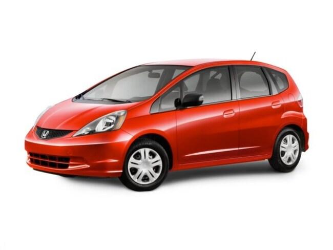 2010 Honda Fit Base Hatchback
