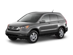 2010 Honda CR-V EX-L  AWD  4 CYL.  Leather /  Moon Roof/   Auto suv