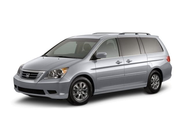 2010 Honda Odyssey EX L Van