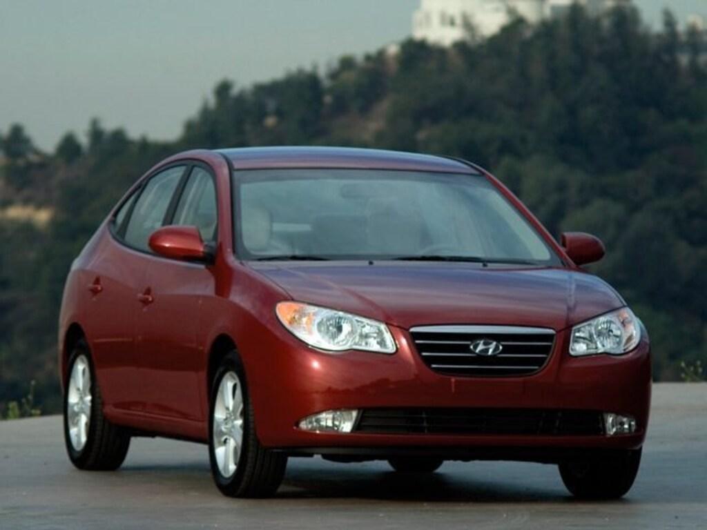 Used 2010 Hyundai Elantra For Sale At Mt Orab Ford Vin