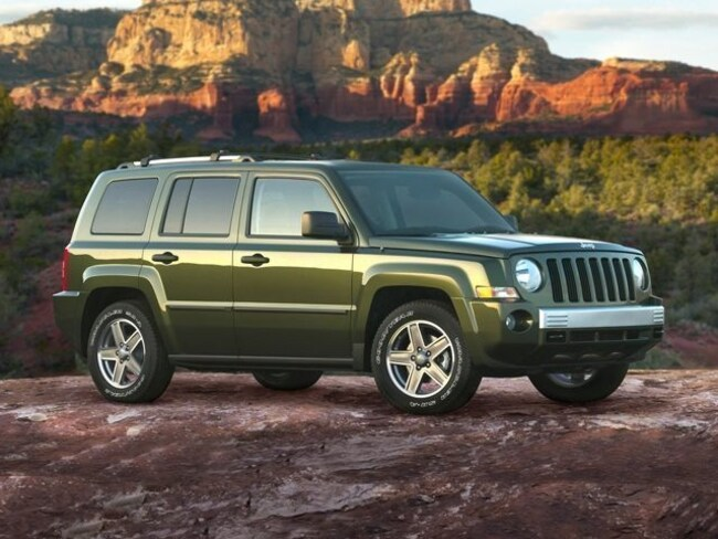 2010 Jeep Patriot 4D SUV 4WD