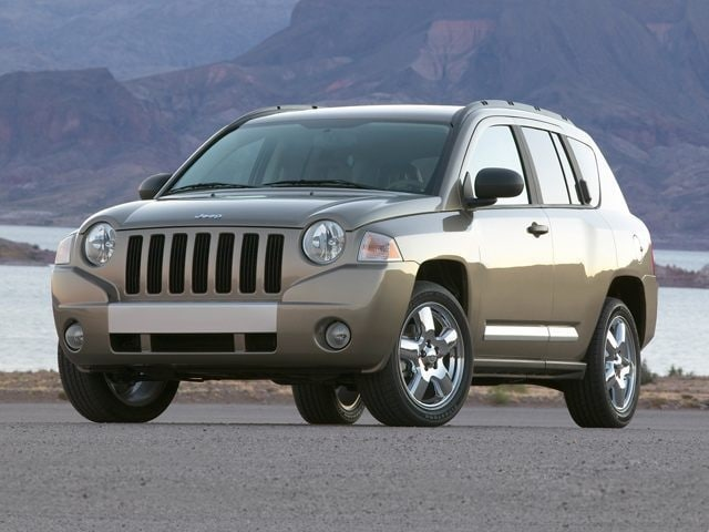 Beautiful 2010 Jeep Compass Sport SUV