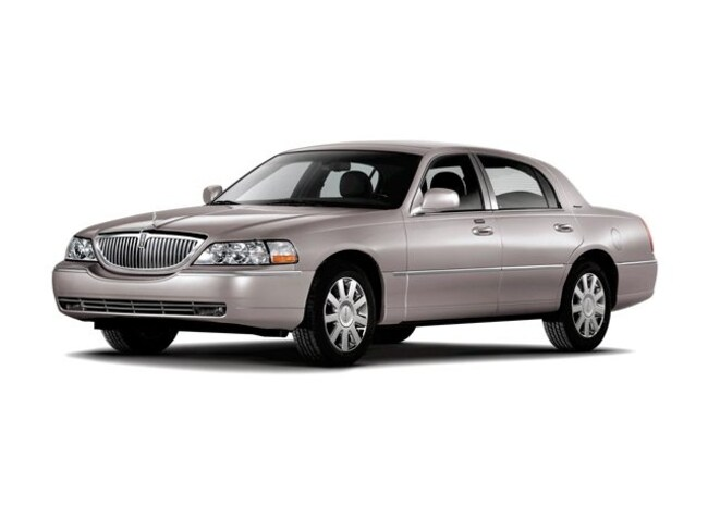 Used 2010 Lincoln Town Car Signature Limited For Sale Cleburne Tx