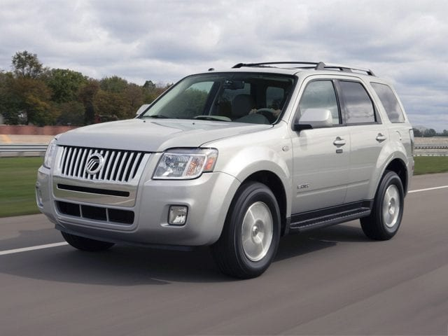 2010 Mercury Mariner Premier 4WD  Premier