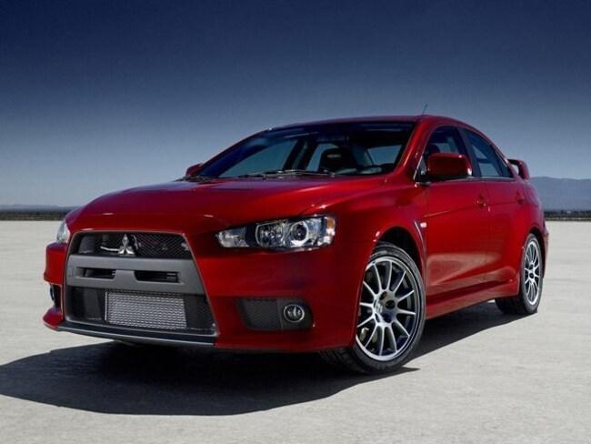 Used 2010 Mitsubishi Lancer Evolution For Sale | AZ