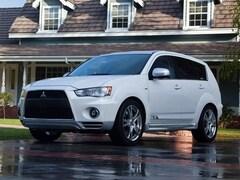 2010 Mitsubishi Outlander ES SUV