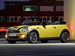 2010 Mini Cooper Convertible S Compact Car
