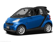 2010 smart fortwo passion Convertible
