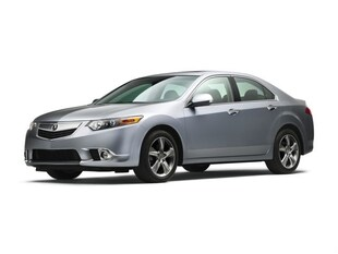 2011 Acura TSX TSX 5-Speed Automatic Sedan