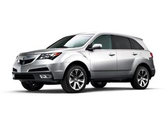 2011 Acura MDX with Advance and Entertainment Packages SUV