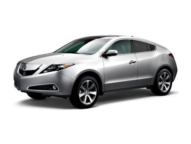 2011 Acura ZDX w/Technology Package SUV