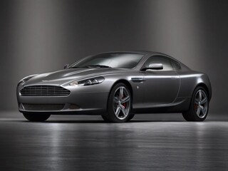 2011 Aston Martin DB9 Coupe Touchtronic