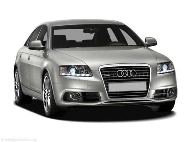 Used vehicle 2011 Audi A6 3.0 Premium Plus Sedan for sale near you in Stafford, VA