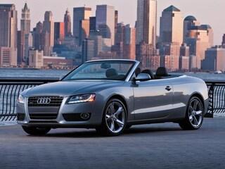 2011 Audi A5 2.0T Premium (Tiptronic) Cabriolet