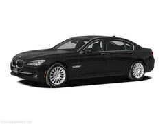 2011 BMW 7 Series 740Li Sedan