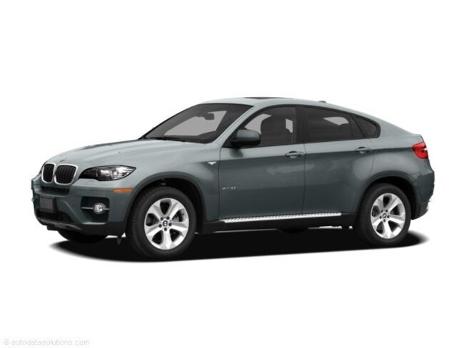 New 2011 BMW X6 Sports Activity Coupe Virginia Beach