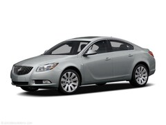 2011 Buick Regal 4dr Sdn CXL Turbo TO7 (Russelsheim)