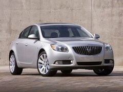 2011 Buick Regal CXL Turbo Russelsheim Sedan