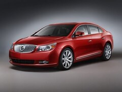 Used 2011 Buick LaCrosse CXS Sedan 1G4GE5ED1BF155273 Rice Lake WI