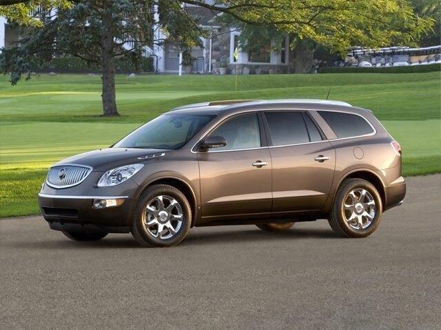 2011 Buick Enclave CXL-2 AWD CXL-2  Crossover w/2XL