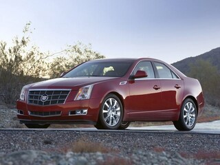 2011 Cadillac CTS 3.0L Performance Sedan