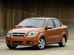 2011 Chevrolet Aveo LS Sedan KL1TD5DE6BB128794