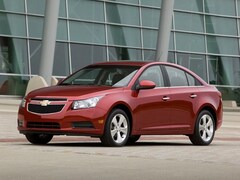 Used 2011 Chevrolet Cruze LS Sedan C4753A in Webster, NY