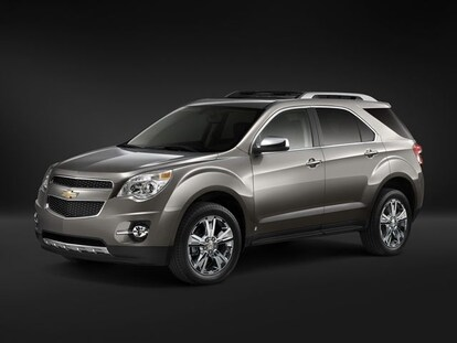 Used 2011 Chevrolet Equinox LT For Sale in Grapevine TX