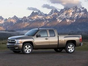 2011 Chevrolet Silverado 1500 LT Truck Extended Cab