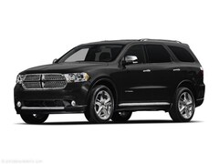 Used Vehicles for sale 2011 Dodge Durango Citadel SUV 1D4SE5GT9BC593966 in Terre Haute, IN