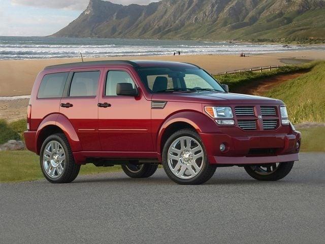 2011 Dodge Nitro Detonator SUV