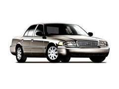 Used 2011 Ford Crown Victoria LX Sedan 2FABP7EV3BX14600 for Sale in Kinston, NC