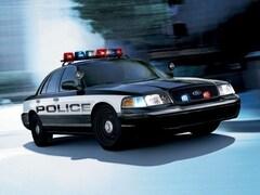 2011 Ford Crown Victoria Police Interceptor Sedan