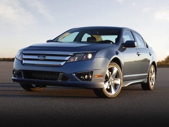 2011 Ford Fusion SE Sedan
