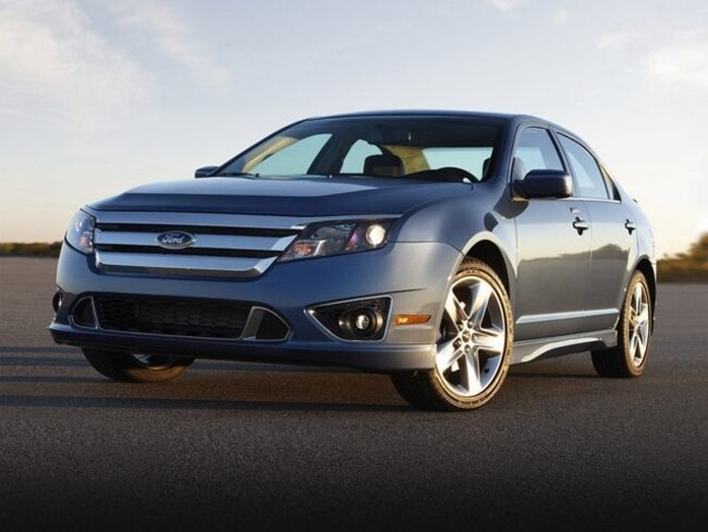 2011 Ford Fusion SEL MIDSIZE
