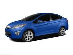 Bargain Used 2011 Ford Fiesta S Sedan for sale in Kirkland, WA