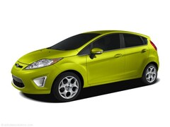 Used 2011 Ford Fiesta SE Hatchback in Pittsfield, MA