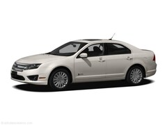 2011 Ford Fusion Hybrid Base Sedan