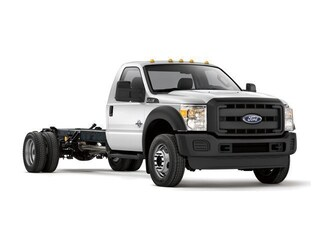 2011 Ford F-350 Chassis Truck Regular Cab