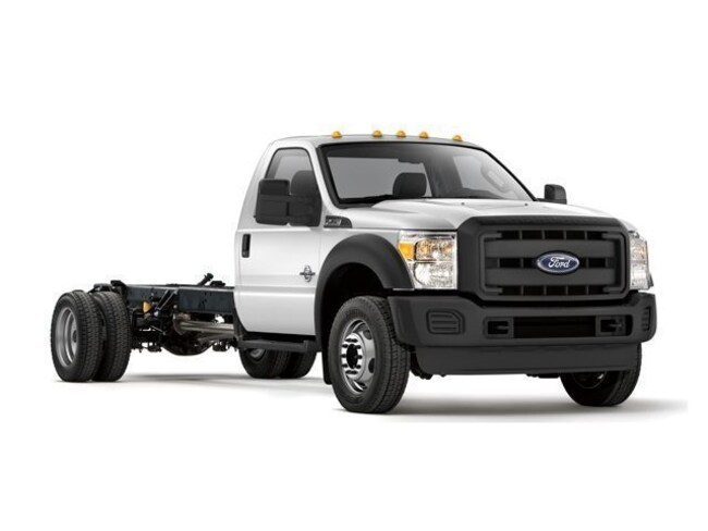 2011 Ford F-350 Chassis Cab Chassis Truck