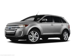 Used 2011 Ford Edge SEL SUV For Sale Columbus, Montana