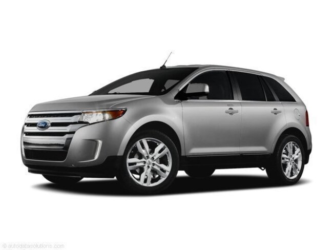 Certified Used 2011 Ford Edge Limited SUV for sale in Antigo, WI