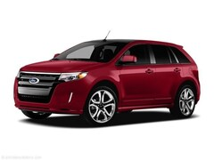 Used 2011 Ford Edge Sport SUV JZP6266 Fairfield, CA