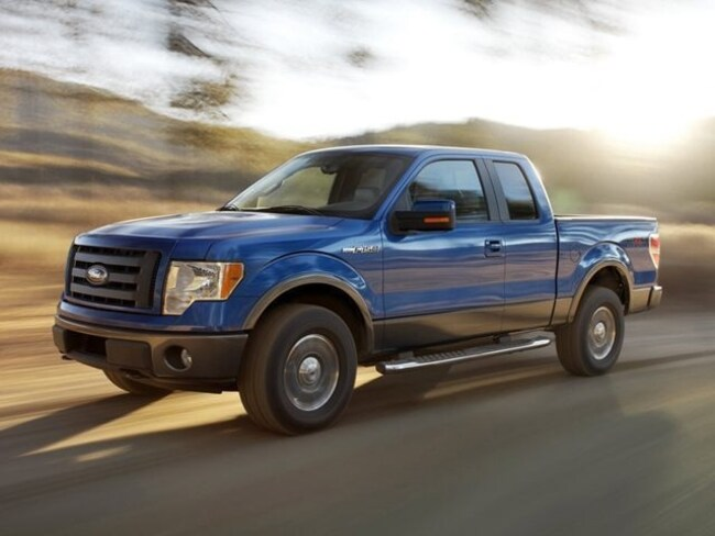 2011 Ford F-150 4WD Supercab 145 XLT Extended Cab Pickup